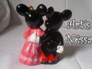 Casal Mickey e Minnie a rigor 5