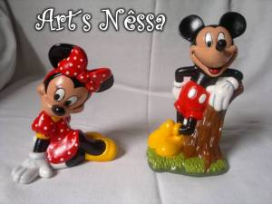 Minnie sentada e Mickey (08-2014) 1